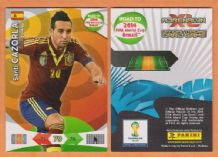 Spain Santi Cazorla Arsenal 2014